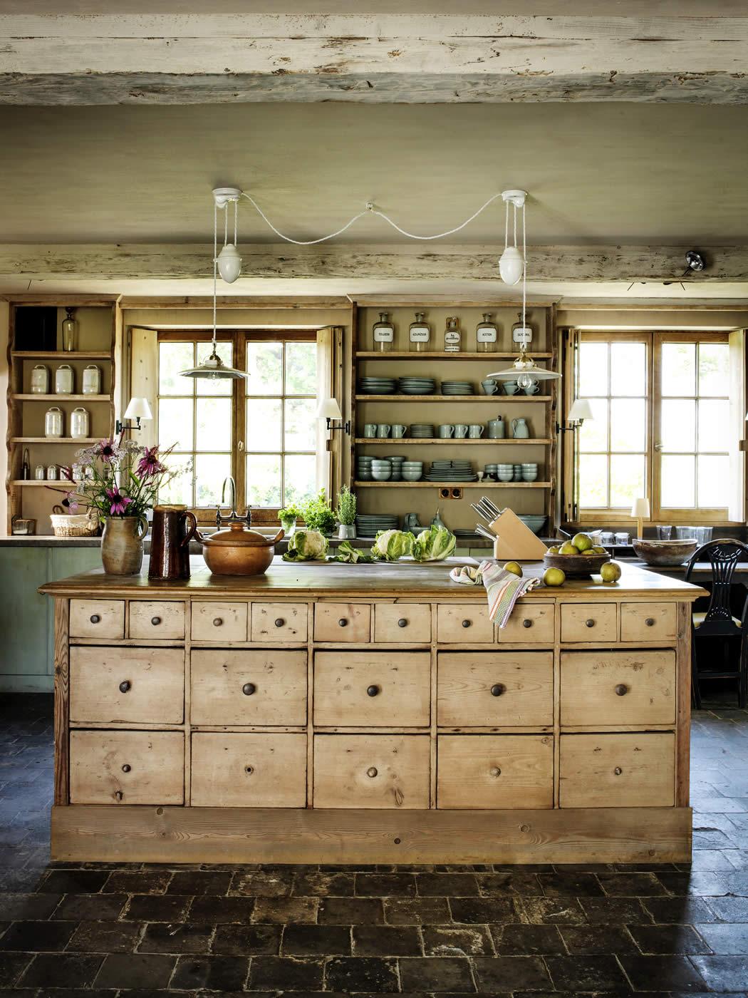Keuken woonkamer met open keuken galerij foto 39 s van binnenlandse en moderne - Decoratie woonkamer met open keuken ...